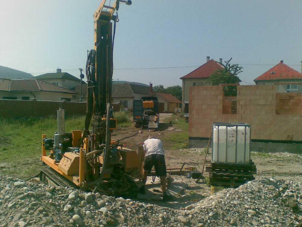 Studne Prešov, Košice - vŕtanie studní
