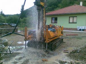 Studne Prešov - vŕtanie studní Prešov, Košice