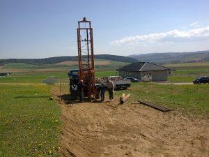 Studne Prešov - vŕtanie studní východné Slovensko